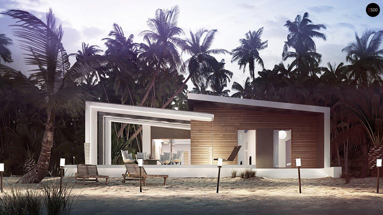 Проект будинку Zx57 - 1