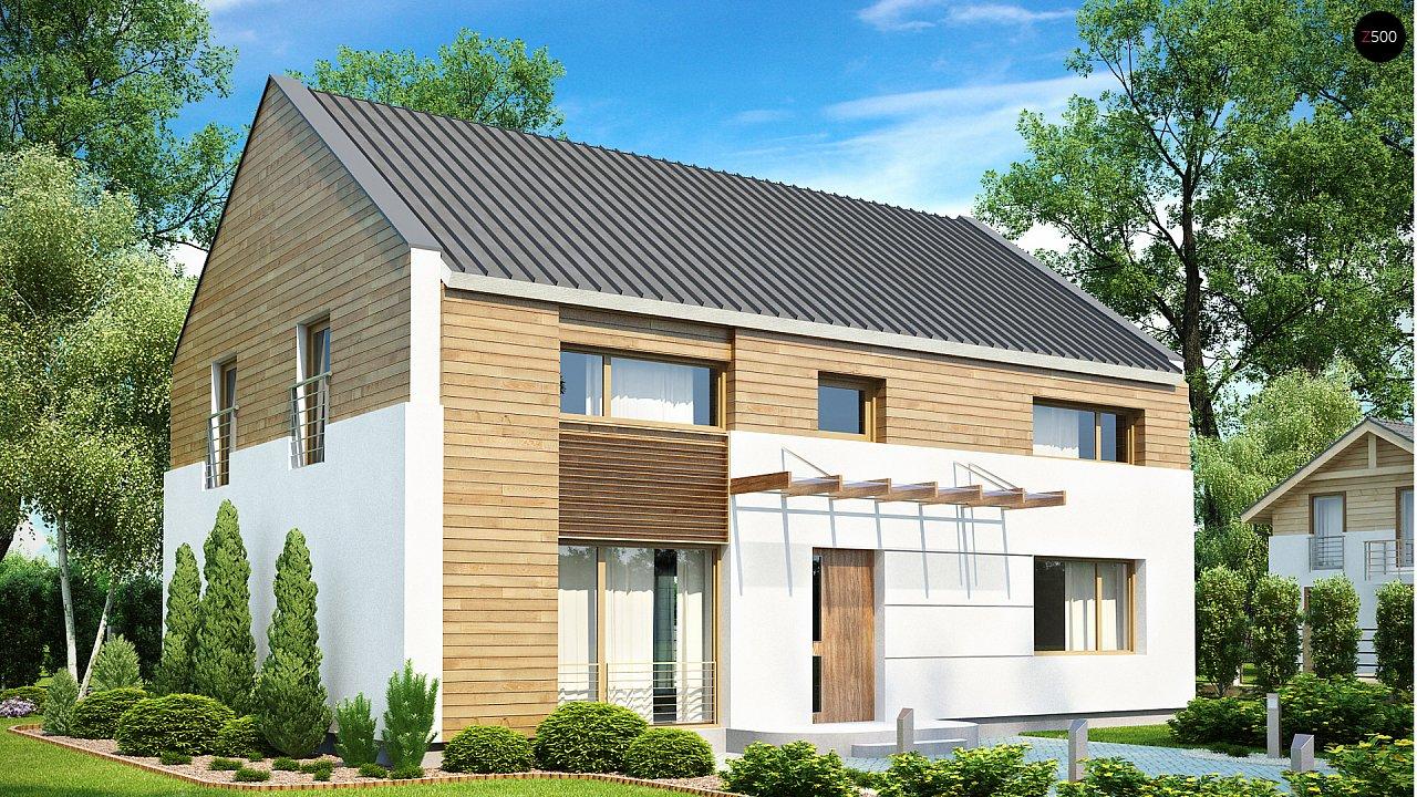 Проект будинку Zx11 - 1
