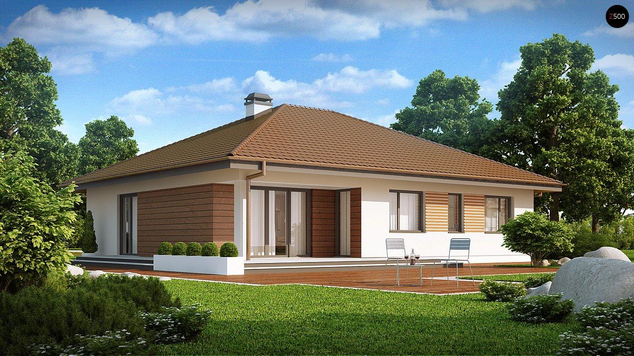 Проект будинку Z203 - 1
