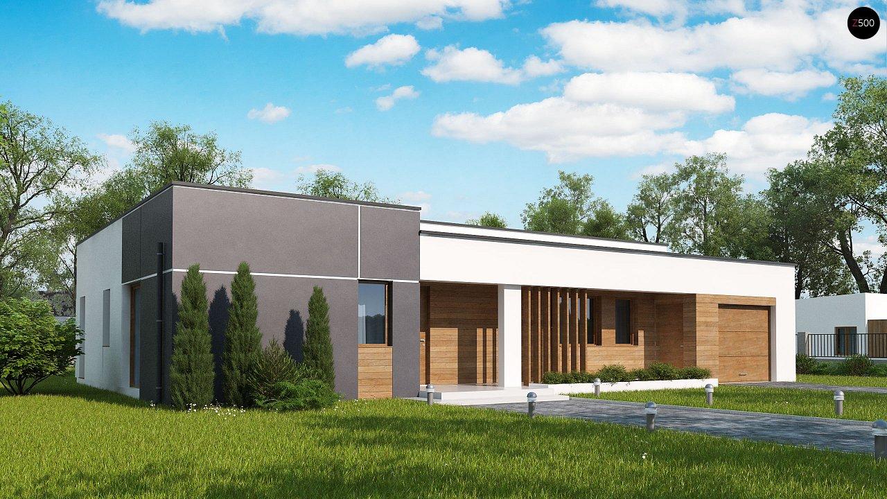 Проект будинку Zx102 GP - 1