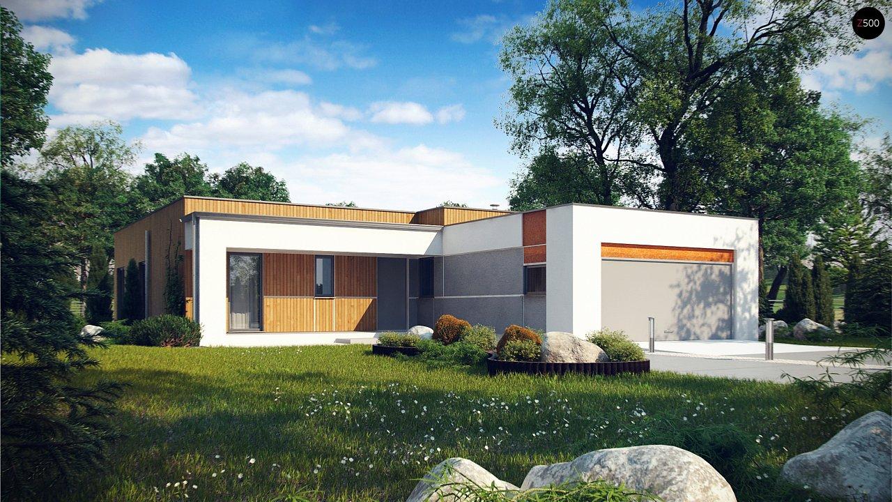 Проект будинку Zx103 - 1