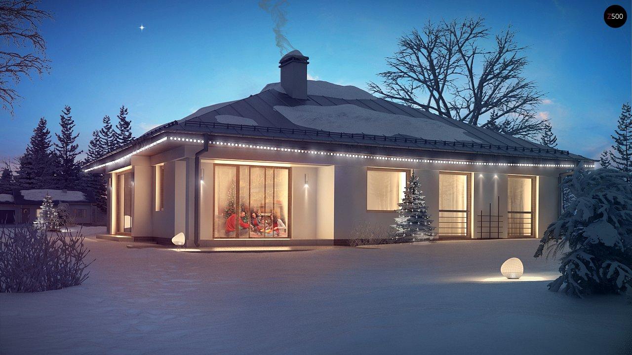Проект будинку Z207 - 1