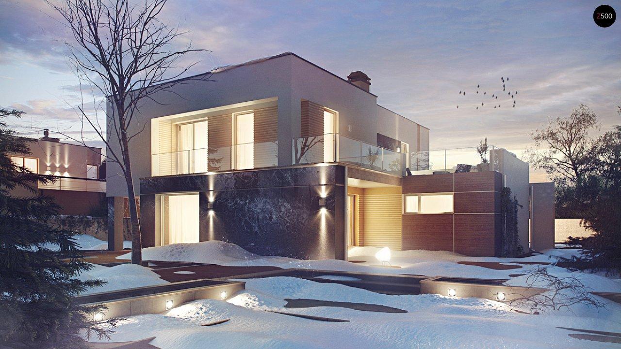 Проект будинку Zx64 - 1