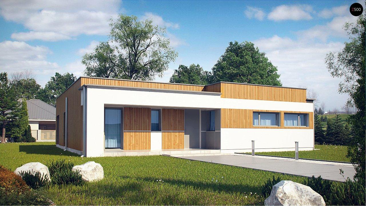 Проект будинку Zx103 bG - 1
