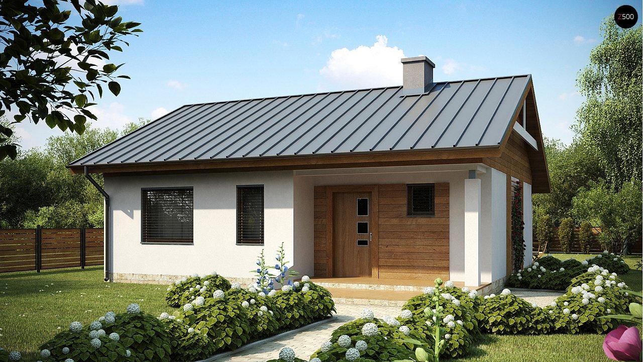 Проект будинку Z78 - 1