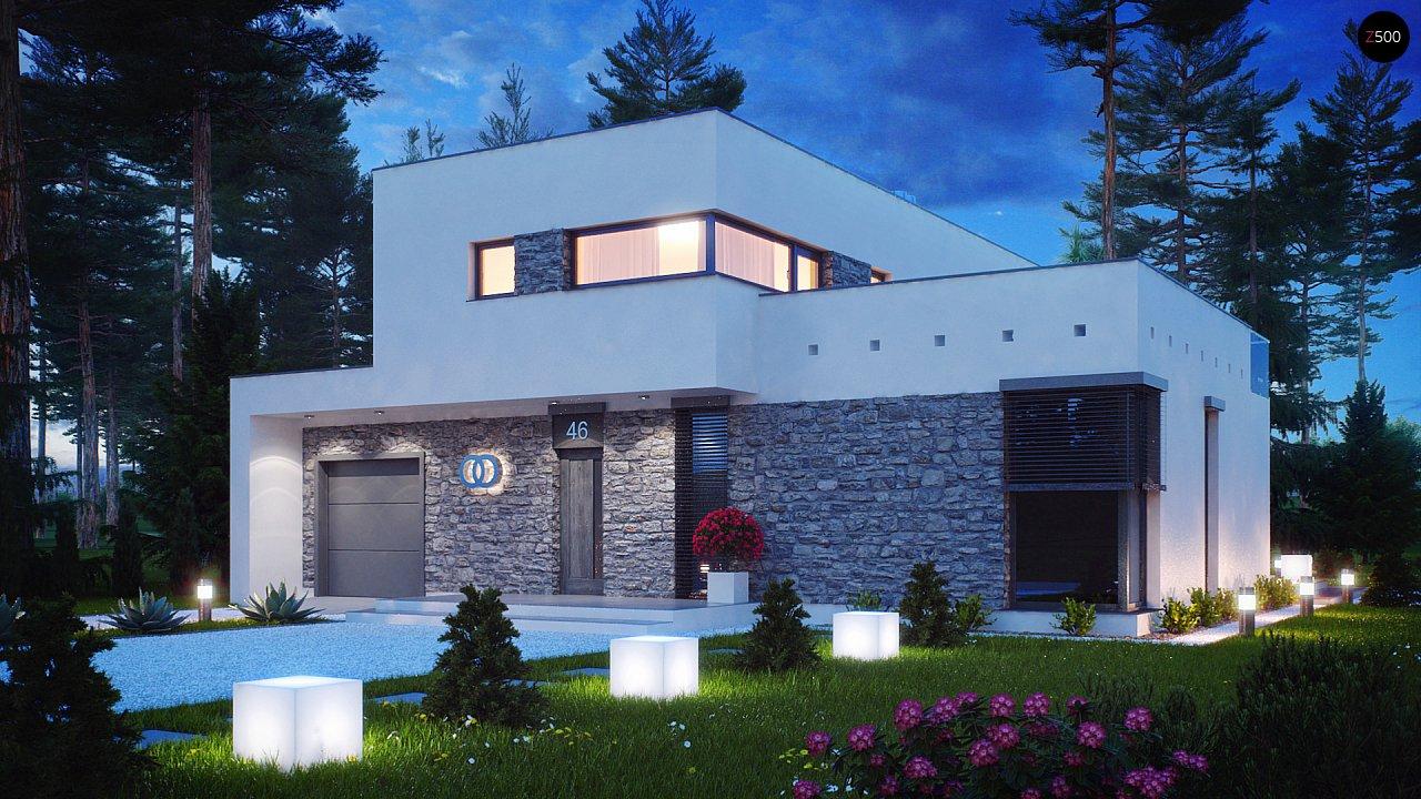 Проект будинку Zx46 - 1