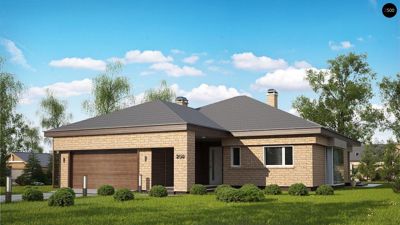 Проект будинку Z200 k - 1