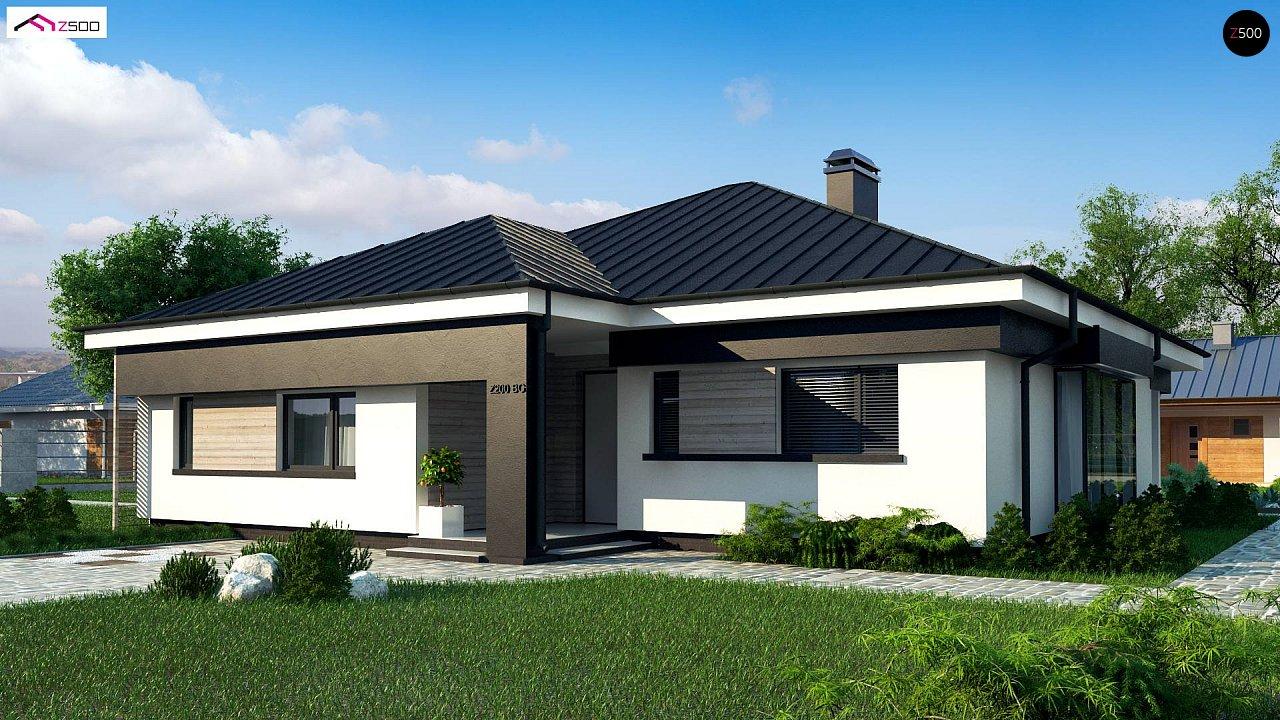 Проект будинку Z200 BG - 1