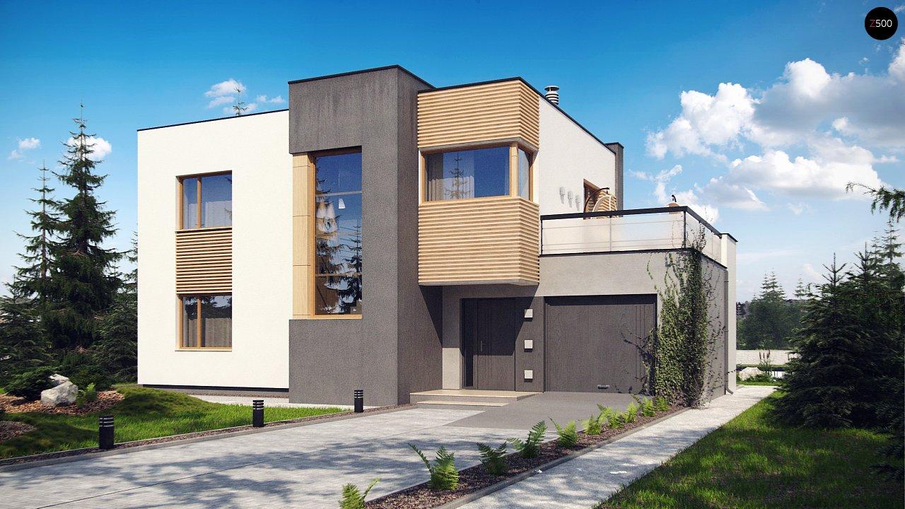 Проект будинку Zx59 - 1