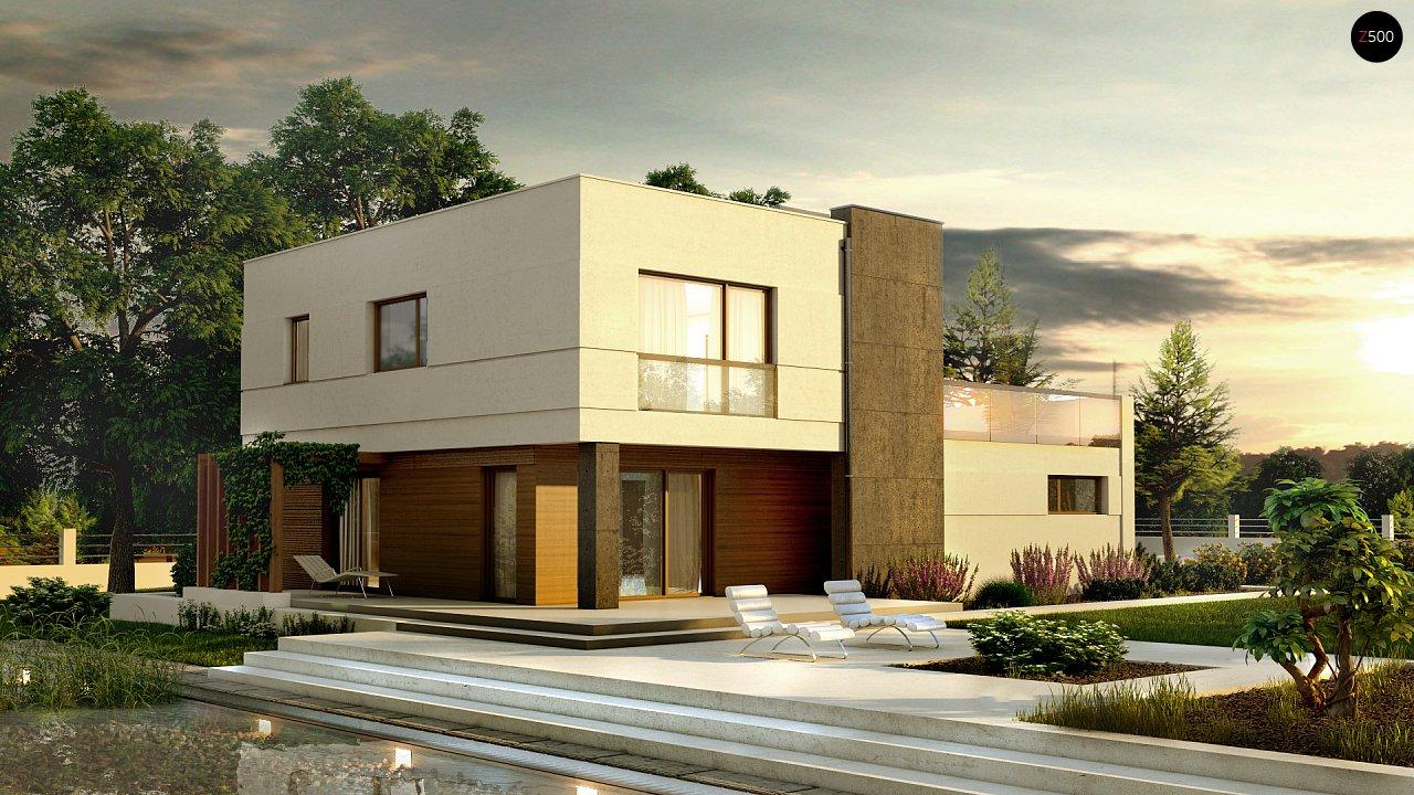 Проект будинку Zx54 - 1