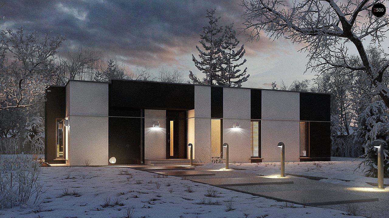 Проект будинку Zx116 - 1