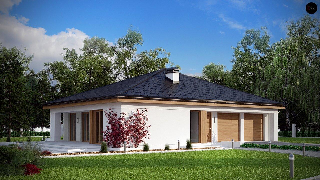 Проект будинку Z196 - 1