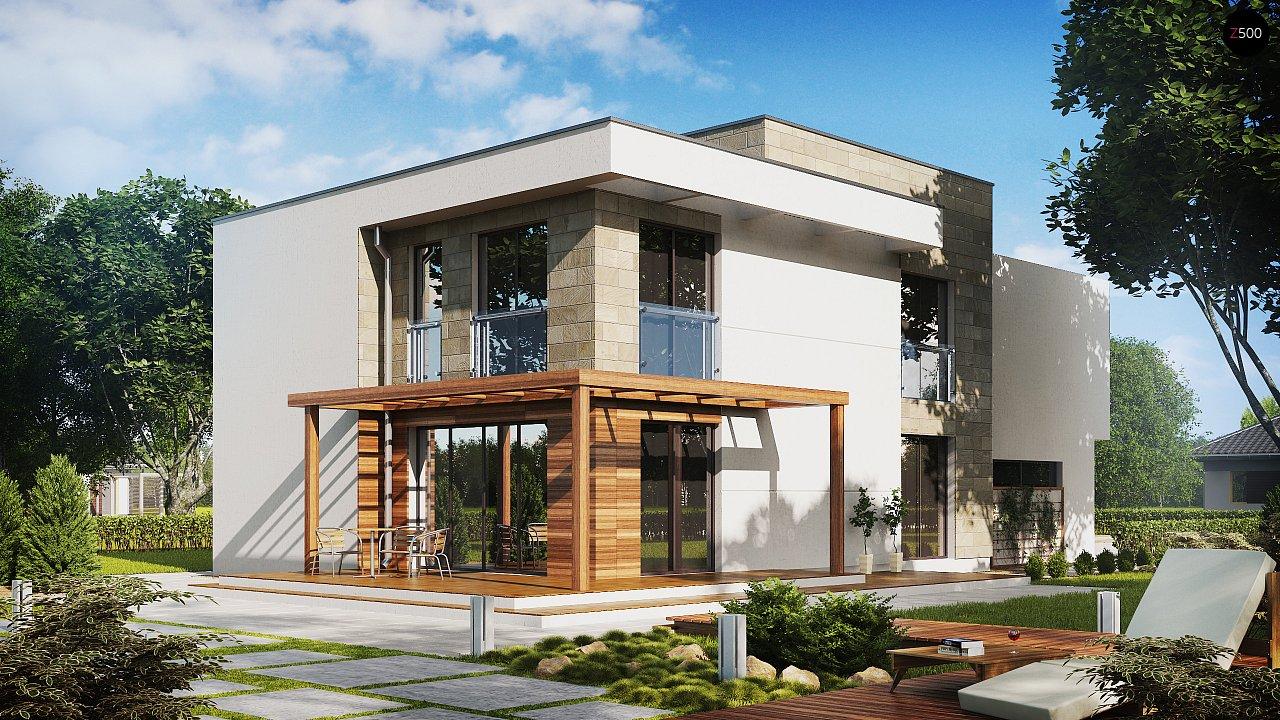 Проект будинку Zx114 - 1