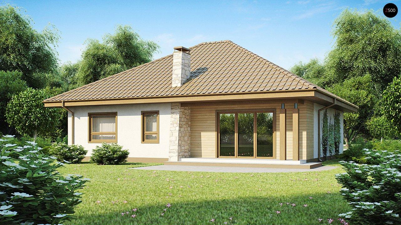 Проект будинку Z94 - 1