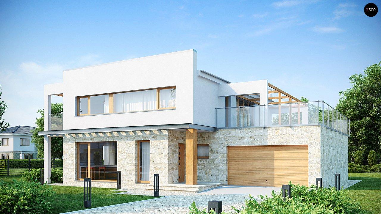 Проект будинку Zx5 - 1