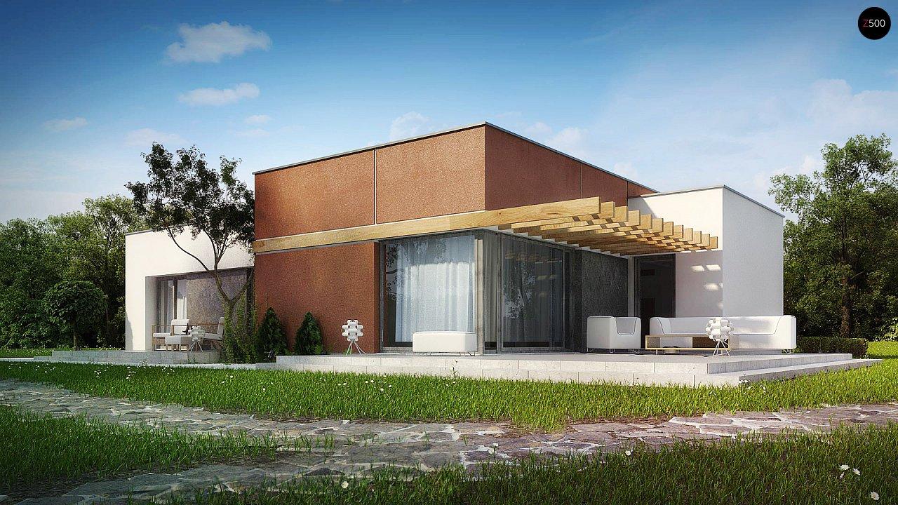 Проект будинку Zx101 - 1