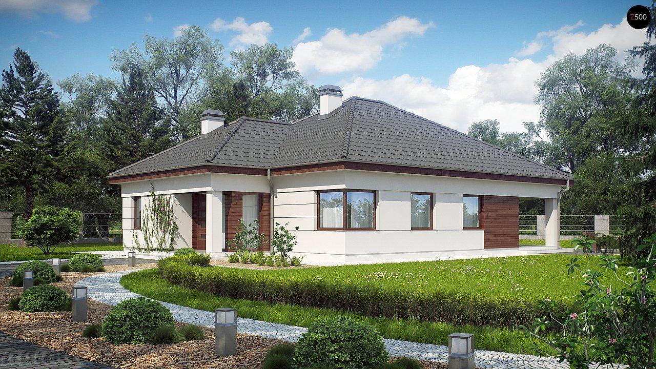 Проект будинку Z195 - 1