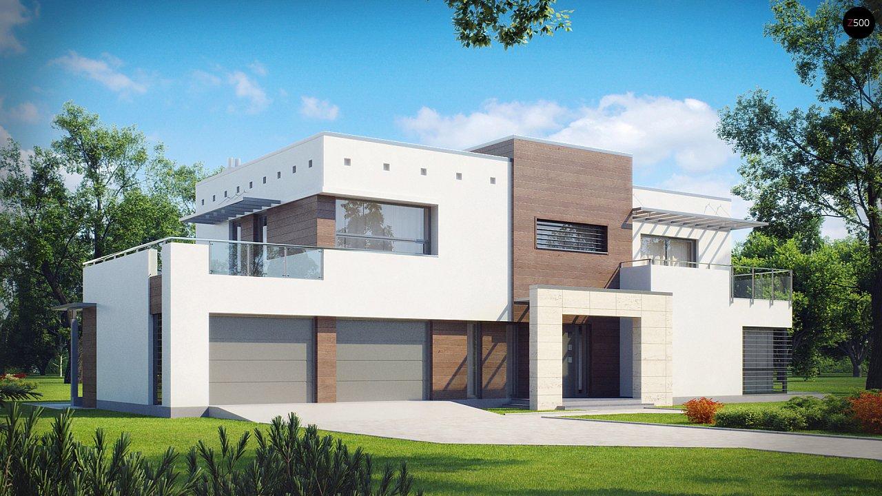 Проект будинку Zx15 GL2 - 1