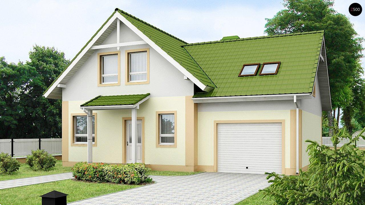 Проект будинку Z43 - 1