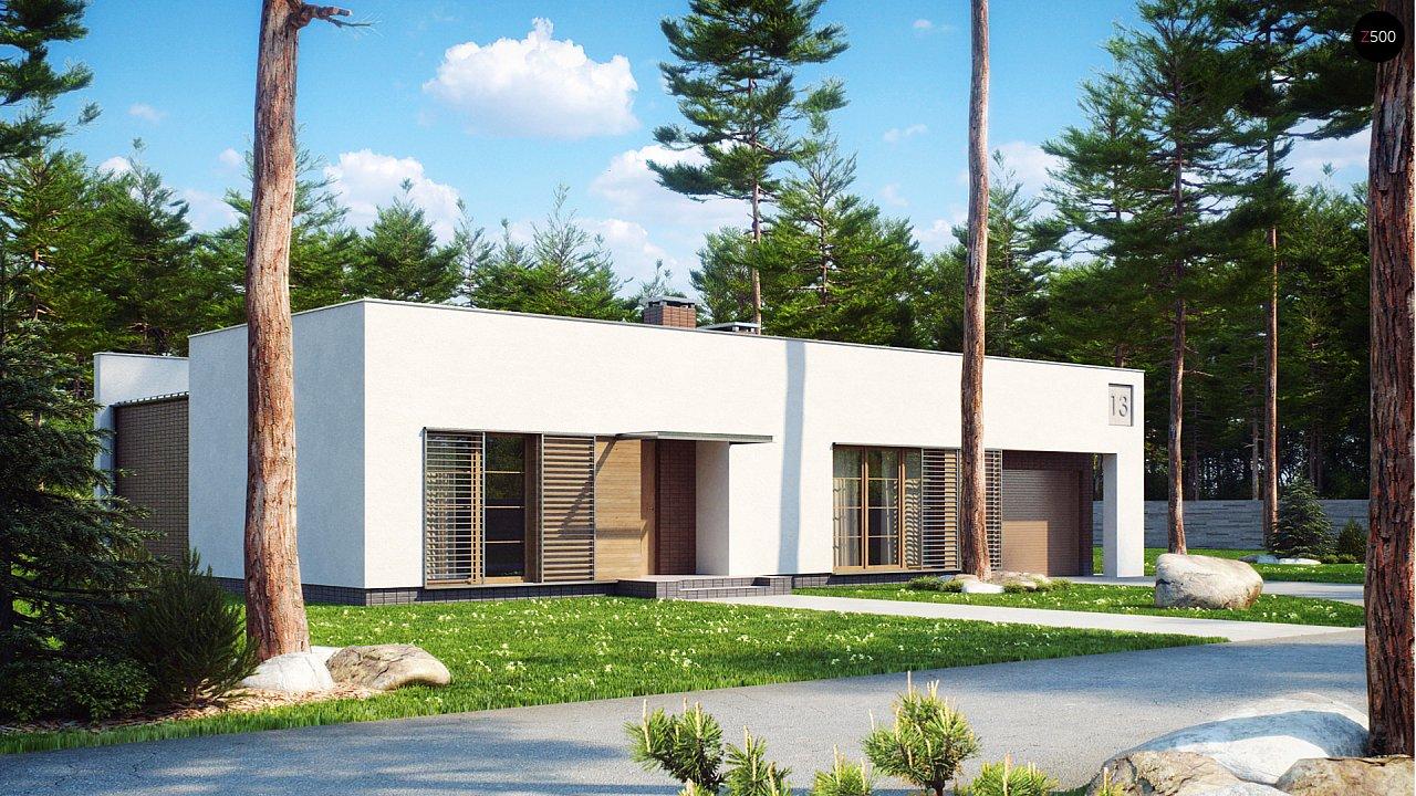 Проект будинку Zx13 - 1