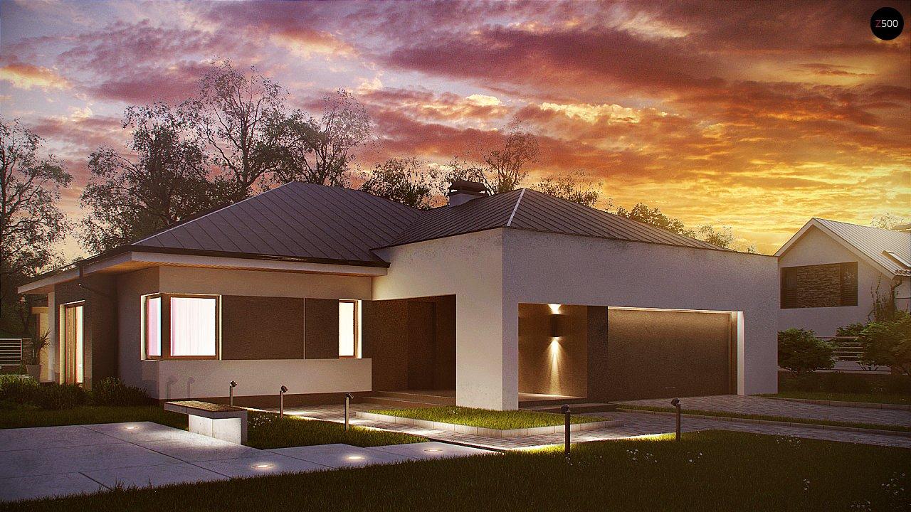 Проект будинку Z158 - 1