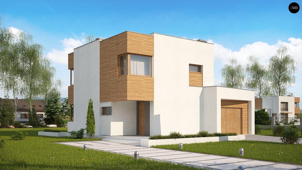 Проект будинку Zx51 GP - 1