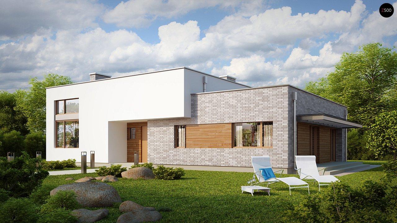 Проект будинку Zx34 - 1
