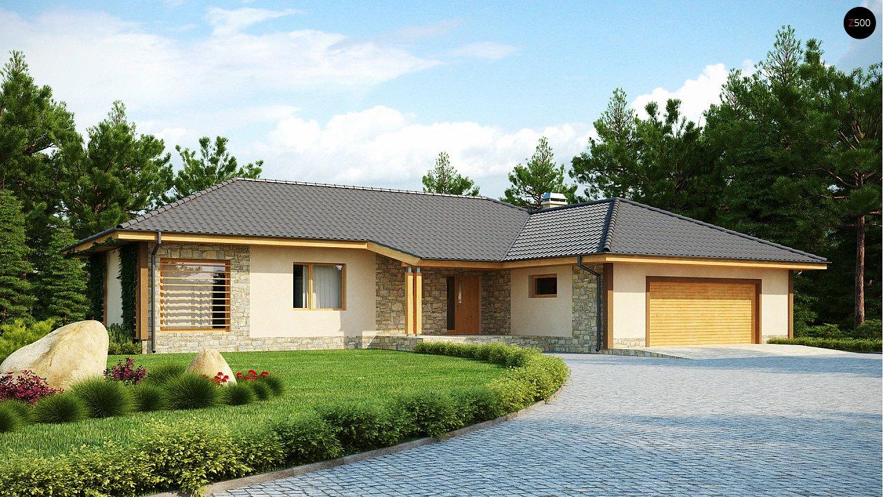 Проект будинку Z81 - 1