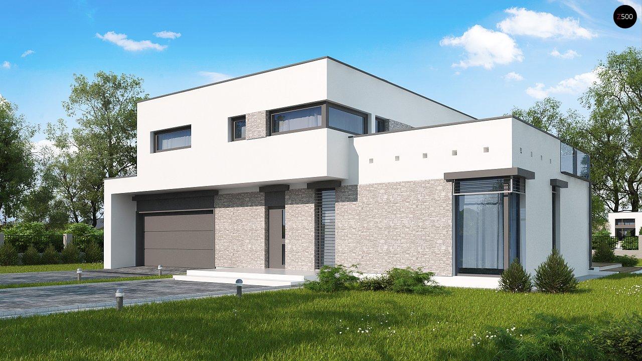 Проект дома Zx46 GL2 - 1