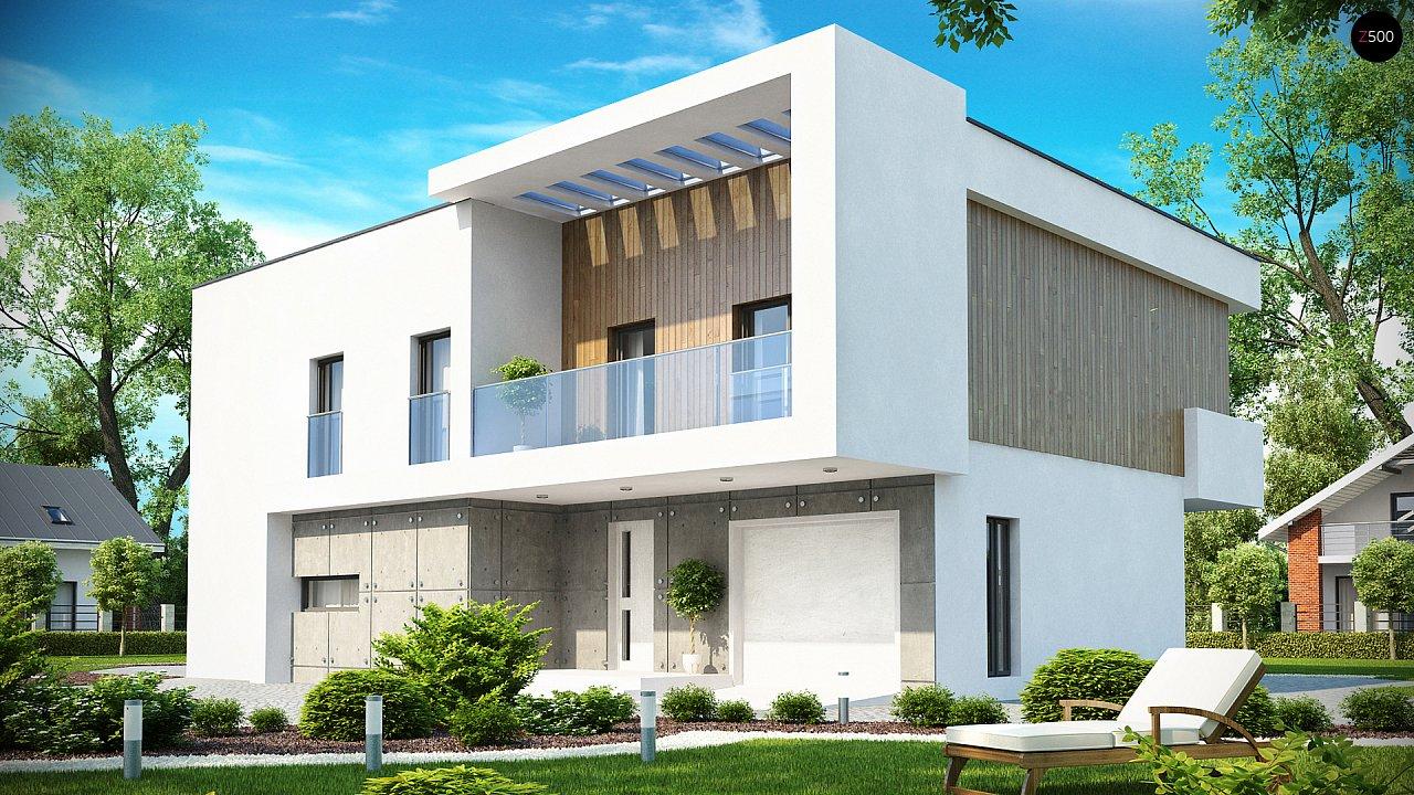 Проект будинку Zx39 - 1