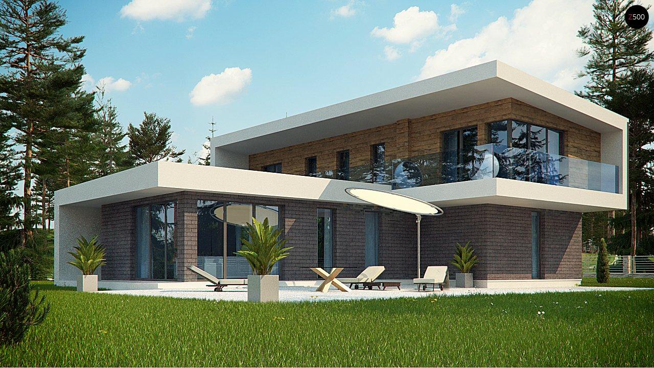 Проект будинку Zx70 - 1