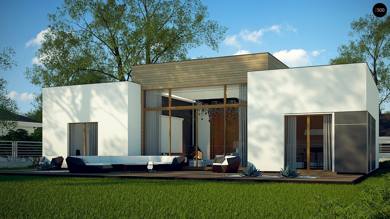 Проект будинку Zx111 - 1