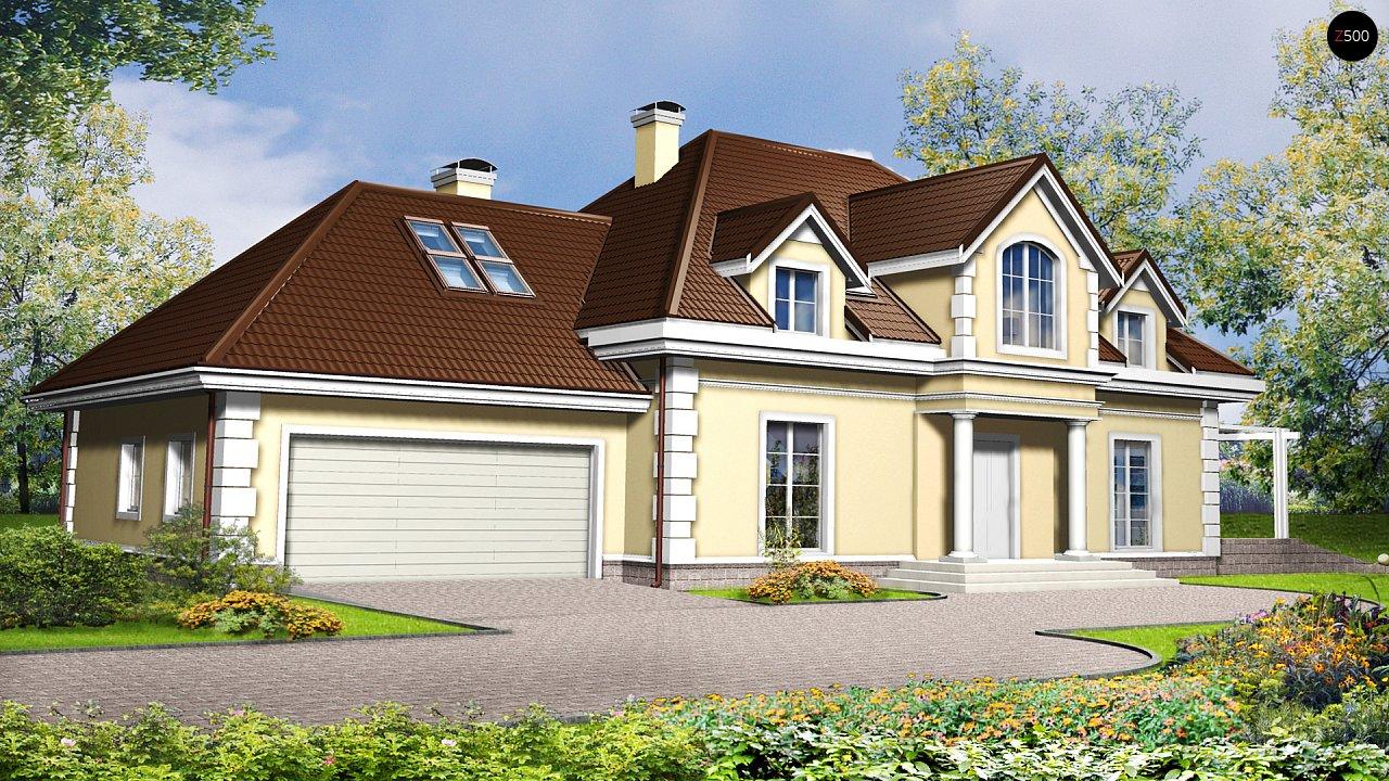 Проект будинку Z50 - 1