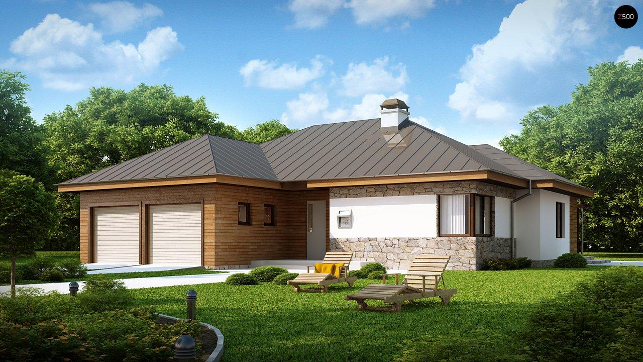 Проект будинку Z180 - 1