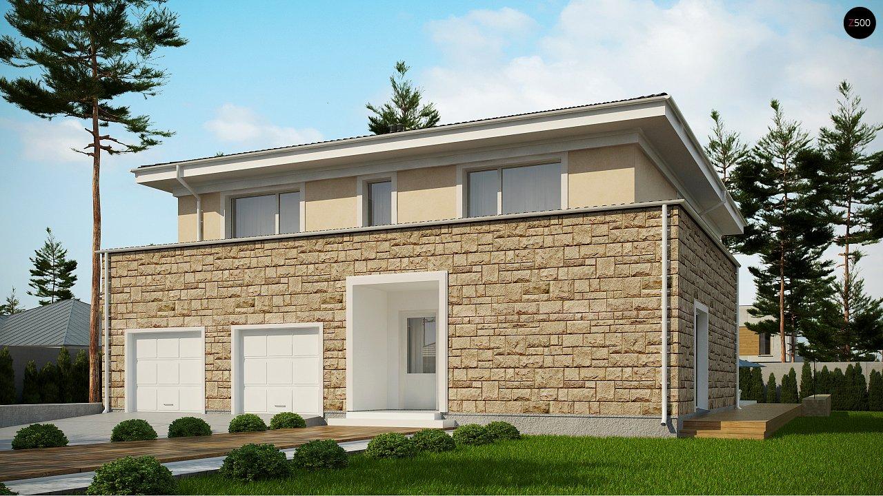 Проект будинку Zx66 - 1