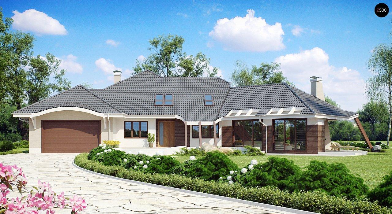 Проект будинку Zr5 - 1
