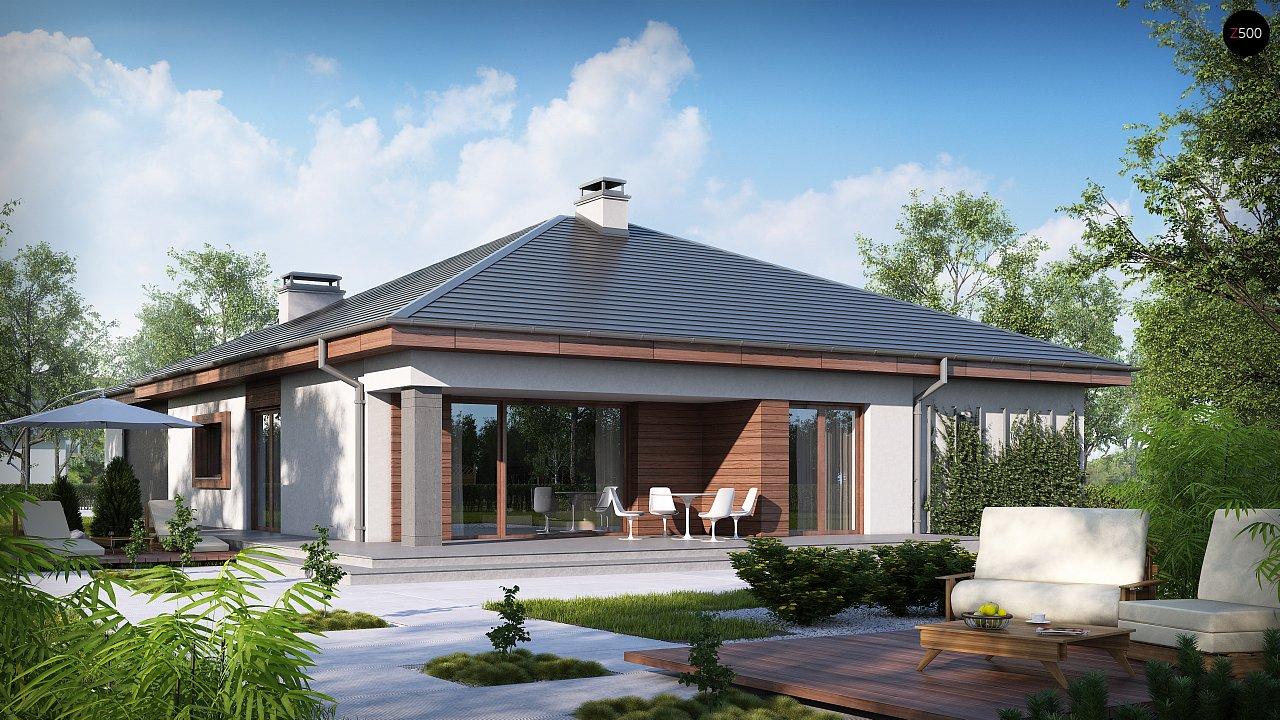Проект будинку Z52 - 1
