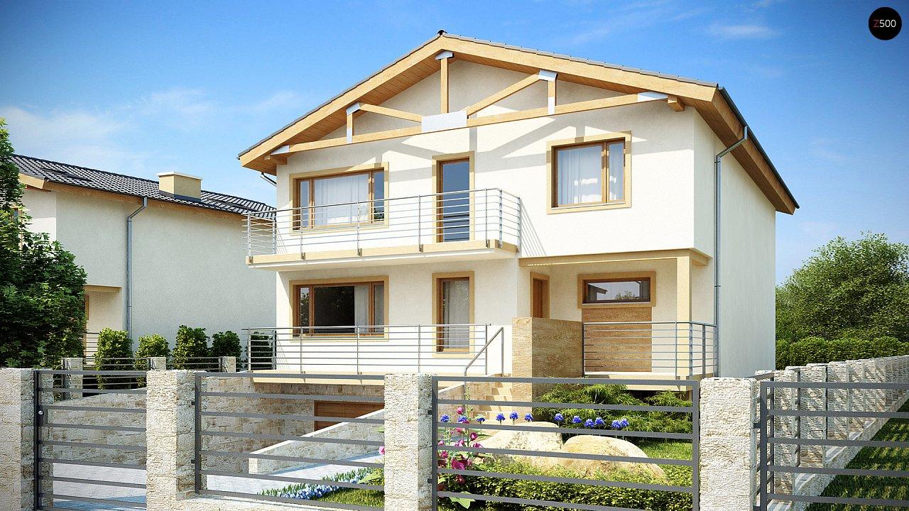 Проект будинку Z53 - 1
