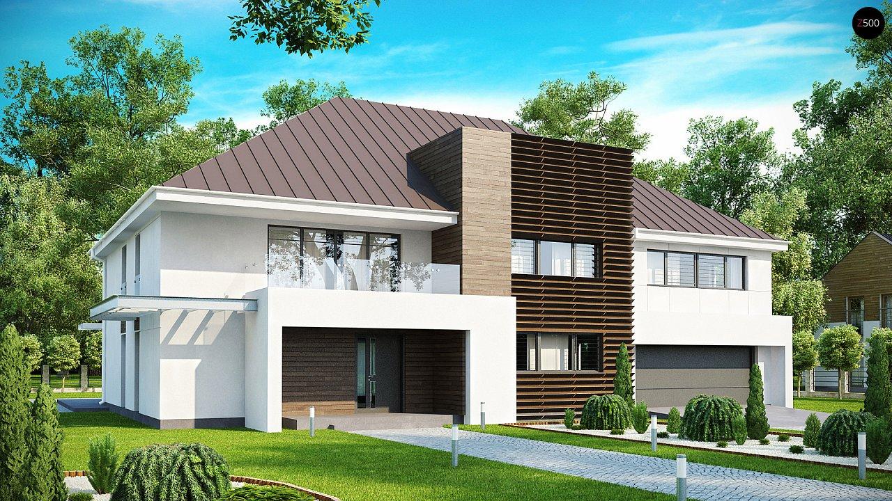 Проект будинку Zx20 - 1