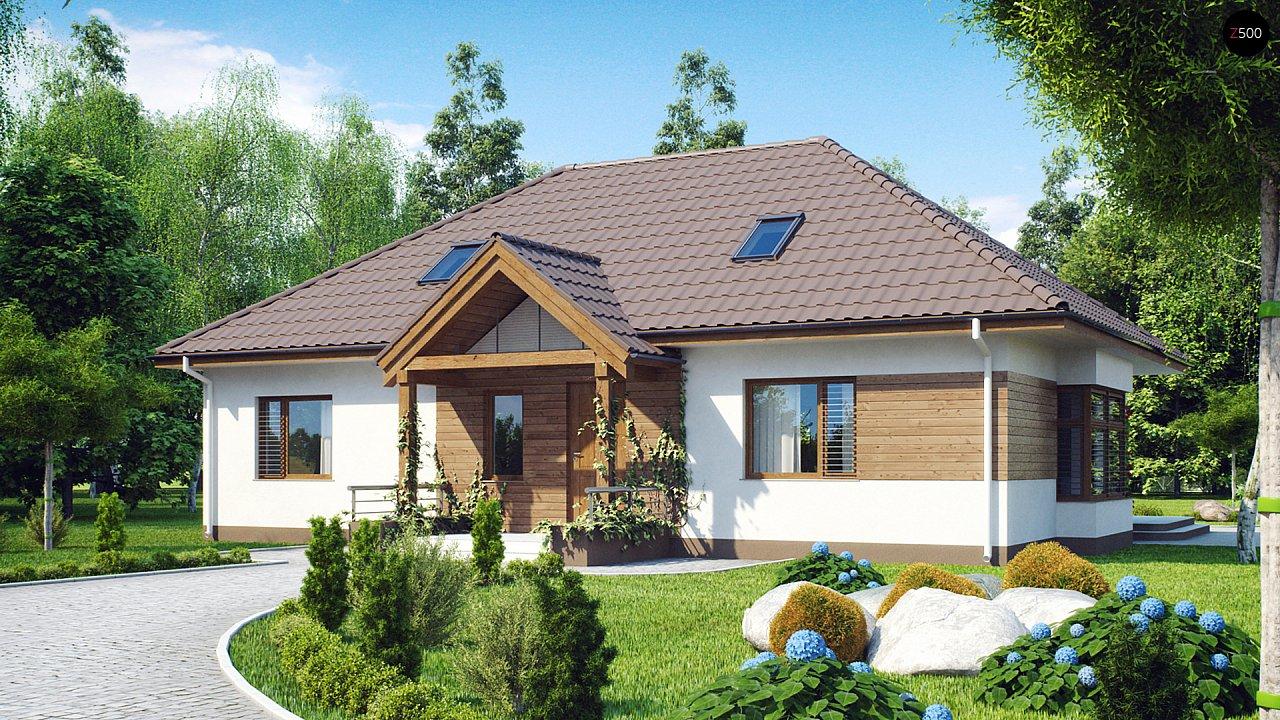 Проект будинку Z106 - 1