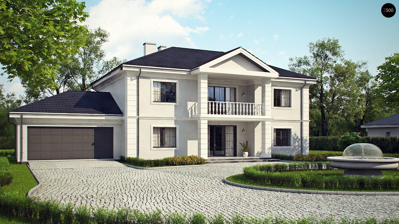 Проект будинку Zx113 - 1