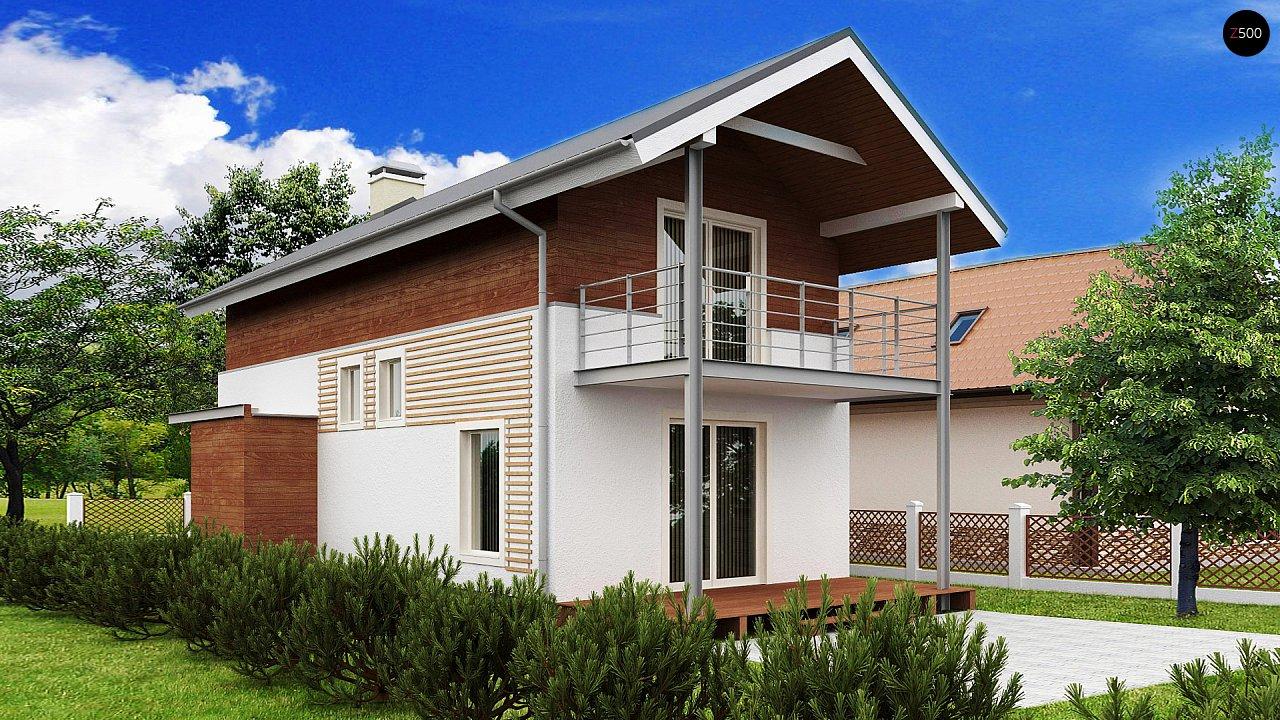 Проект будинку Z25 - 1