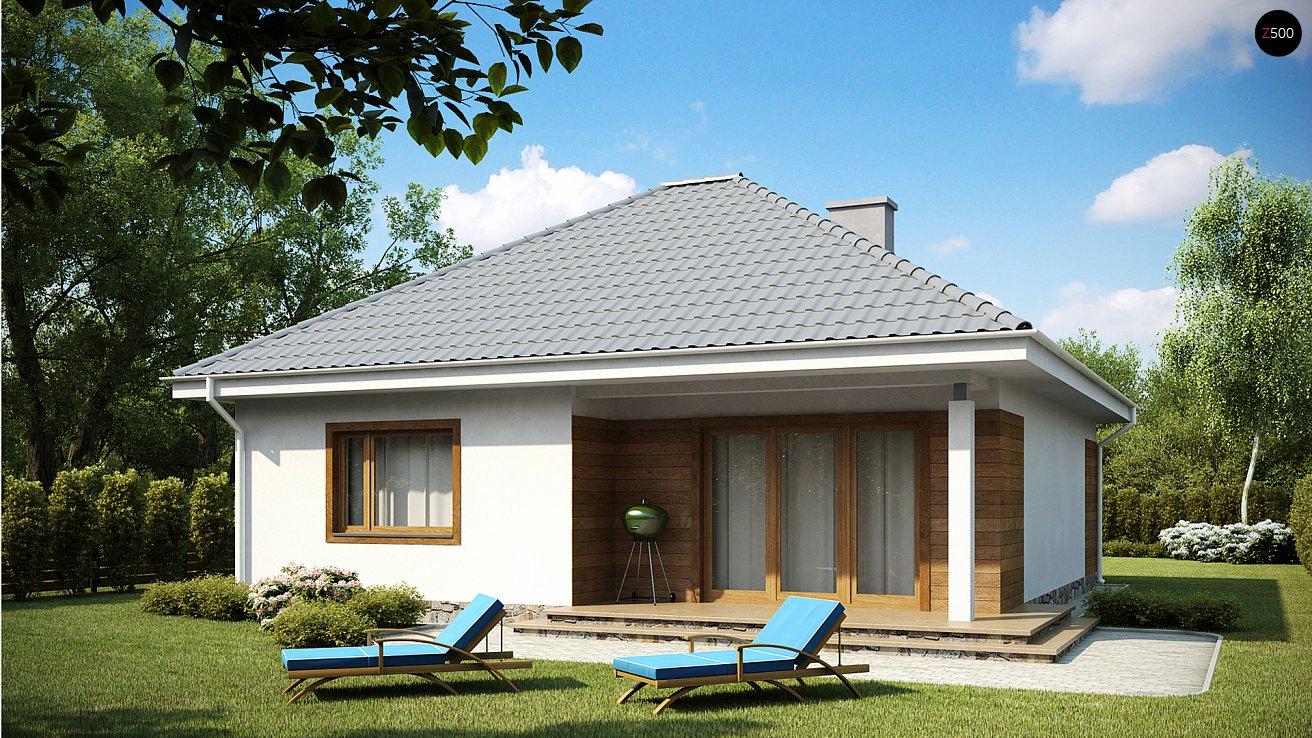 Проект будинку Z64 - 1