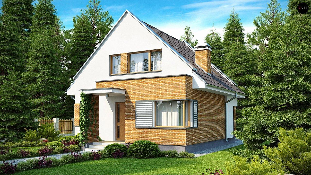Проект будинку Z112 - 1