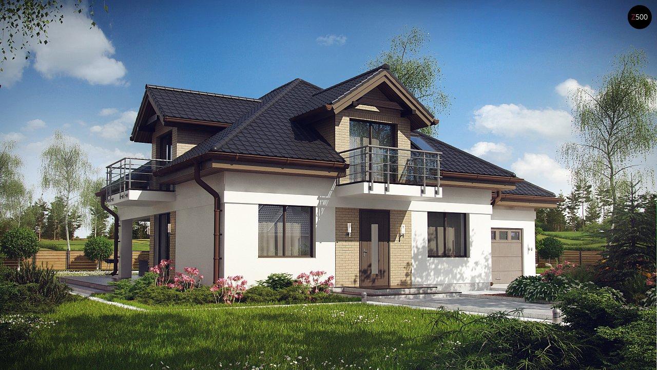 Проект будинку Z283 - 1