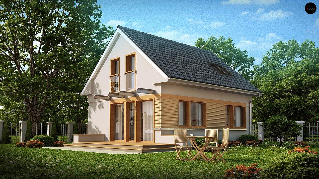 Проект будинку Z211 - 1