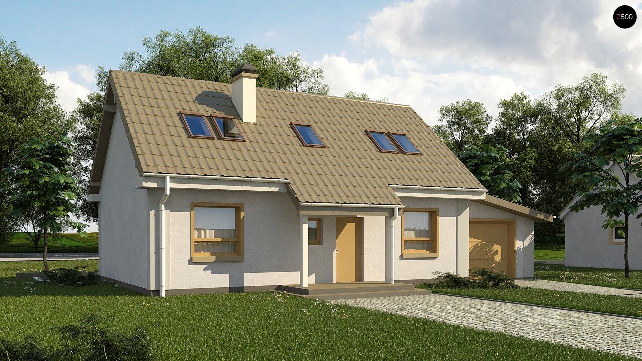 Проект будинку Z12 P GP - 1