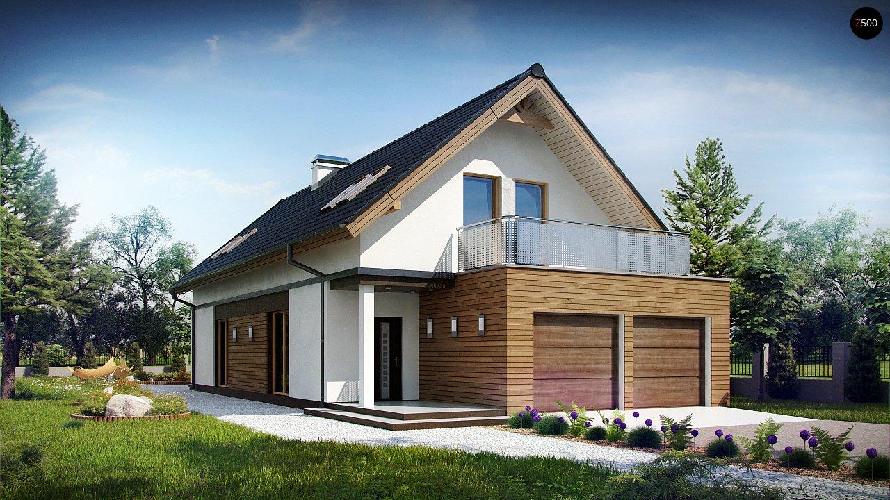 Проект будинку Z294 - 1