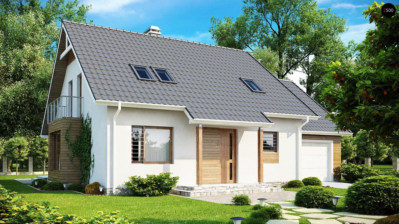 Проект будинку Z108 - 1