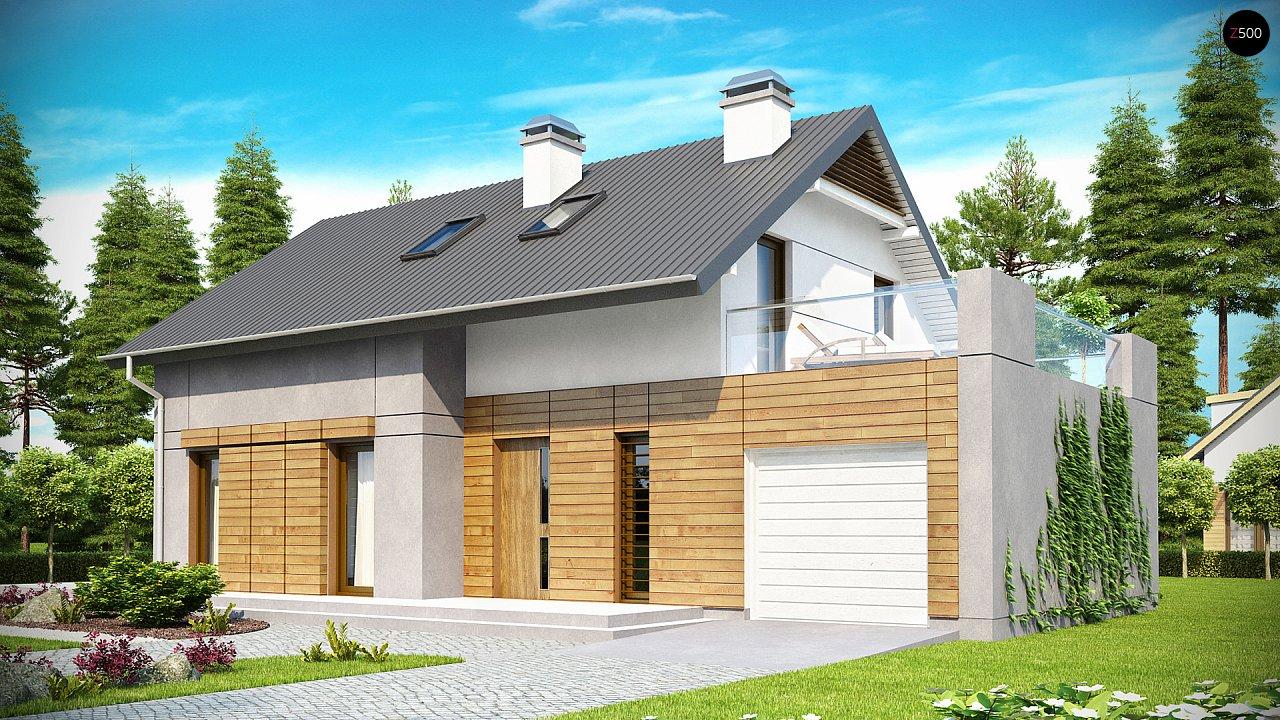 Проект будинку Z149 - 1